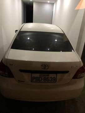 Toyota Yaris  2008 excelente estado