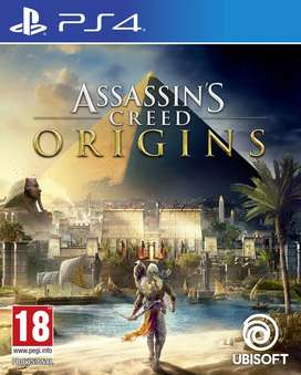 Vendo o cambio Assassin's creed origins