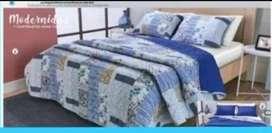 Endredon acolchado doble faz cama doble