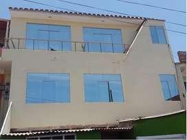 Alquiler departamento-duplex ILO