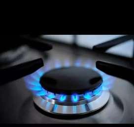Servicios técnicos estufa a gas, mantenimiento y reparación
