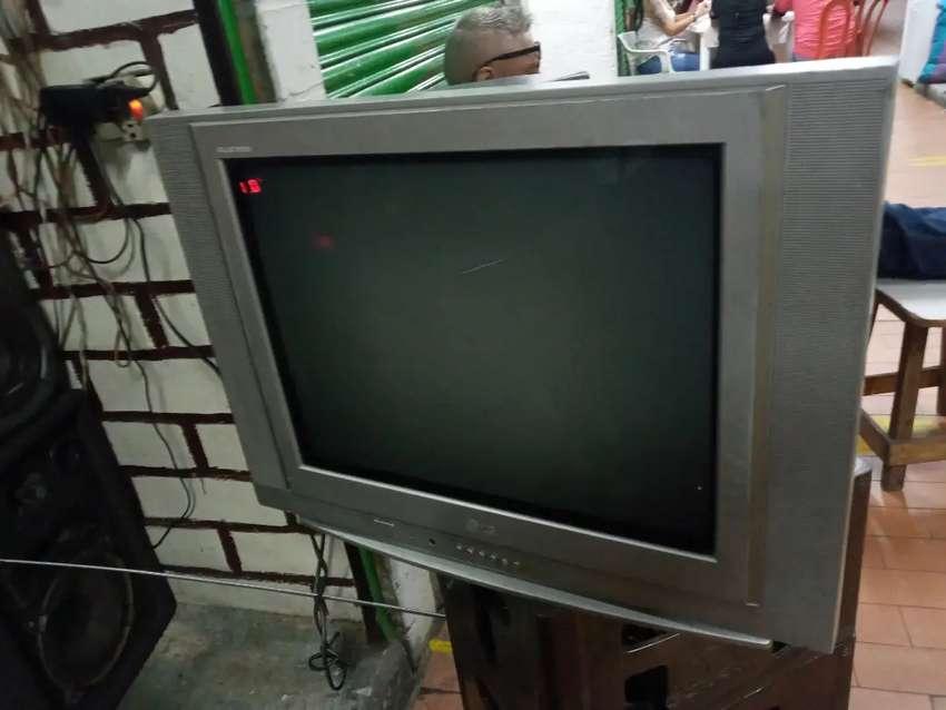 Televisor lg pantalla plana 0