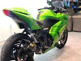 Kawasaki ninja 250r Unica !