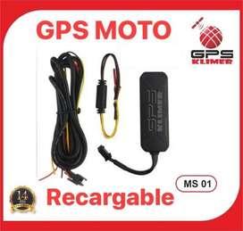 Gps recargable para carros y motos sin mensualidades de pago