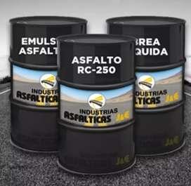 /asfalto liquido Rc-250/ en lima