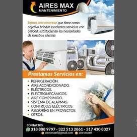 Mairesmax mantenimiento
