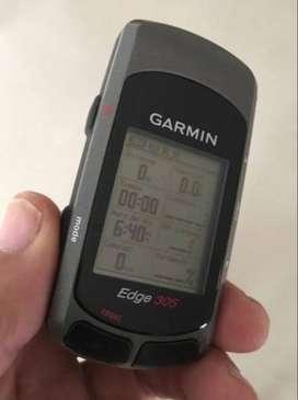 GARMIN EDGE 305 CICLOCOMPUTADOR GPS PARA CICLISMO DE RUTA O MONTAÑA