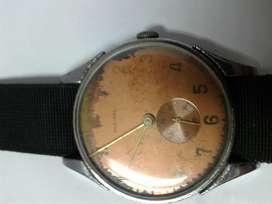 Reloj Alsinal Vintage Cuadrante llamado esfera tropical