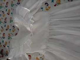 Vestido primera comunión talla 8-10