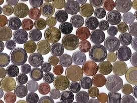 Monedas de Colección Internacional