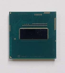 Procesador Intel Core i7-4712MQ - 4th Generation