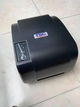 impresora de codigo de barras o etiquetas