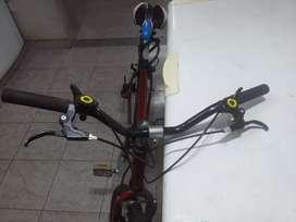 Vendo  bicicleta restaurada Mountain bike