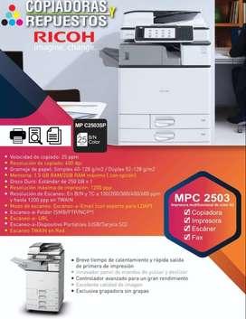 fotocopiadora mpc2503