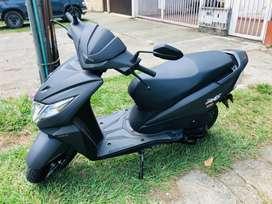 Moto usada como nueva