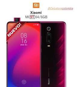 Xiaomi MI 9 T 64GB CON 6GB RAM Camara Triple 48mp13mp5mpx TIENDA FISICA NUEVO Y ORIGINAL