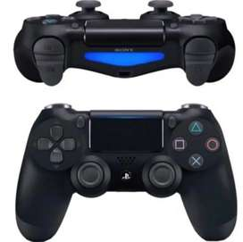Control Joystick Inalámbrico Sony Dualshock 4 Jet Black.