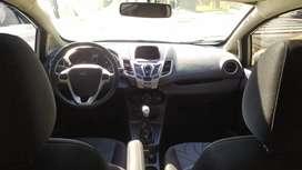 Ford Fiesta Kinetic desing Titanium 2013 como nuevo!