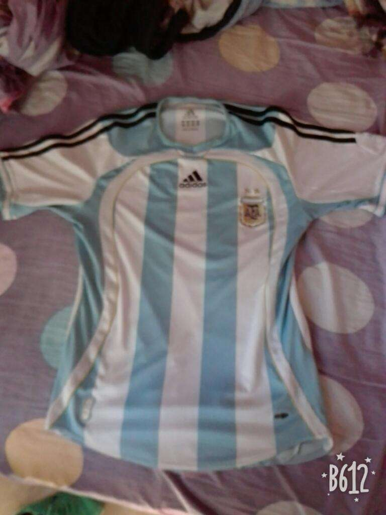 Remera de La Seleccion Original 0