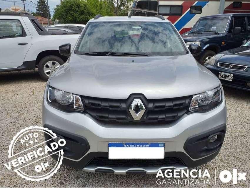 [VERIFICADO POR OLX] Renault Kwid OUTSIDER 1.0 2019 con 0 kilómetros y a Nafta. Color Gris Plata 0