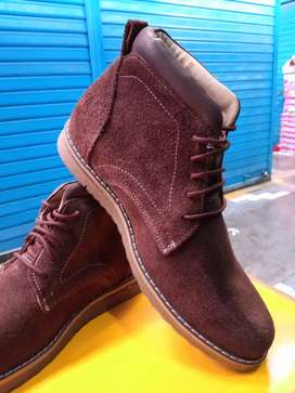 Zapato tipo botin