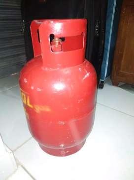Balón de gas con contenido