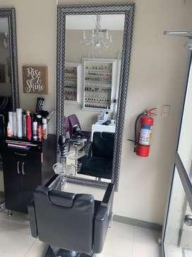 Estacion de peluqueria