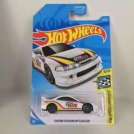 Hot Wheels Custom 01 Acura Integra GSR