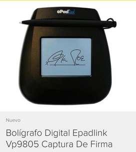 Boligrafo digital