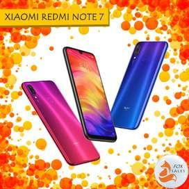 Xiaomi NOTE 7 64GB / 128GB Nuevos Sellados C/Garantia - FOXSALES - 14.11.2019