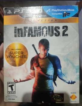 Infamous 2 collection