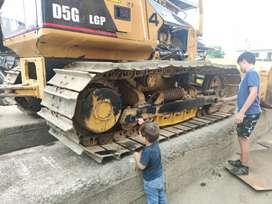 Se venden 2 tractores D5G en muy buenas condiciones y totalmente operativos