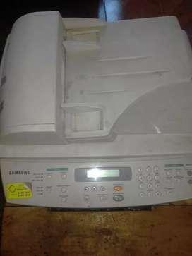 Fotocopiadora e impresora industrial marca Samsung