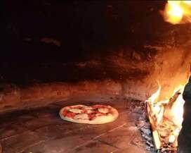 Piedra Volcánica horno para pizza