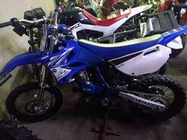 Vendo Yamaha YZ 125cc 2009