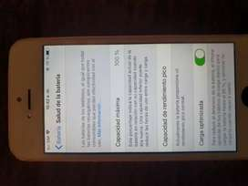 Vendo celular Iphone SE en buen estado