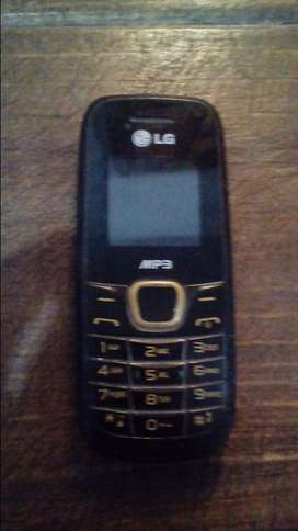 vendo telefon LG antiguo modelo 2006