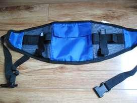 Vendo cinturon porta herramientas liviano material poliester 210 D + Malla. $15000