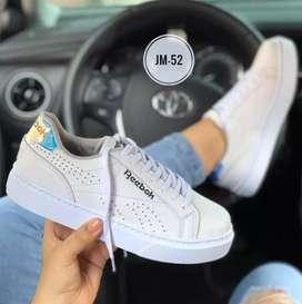 Zapato Tennis Deportivo Reebok Para Dama