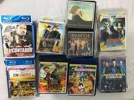 Lote de 164 películas a 500 pesos