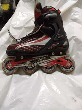 Vendo patines rollers impecables ajustables
