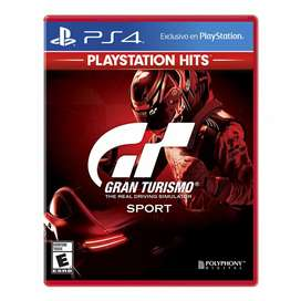 Gran Turismo Sport Fisico