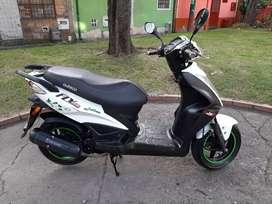 Vendo EXELENTE KIMCO FLY 125