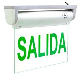 salida de emergencia led sylvania o philips