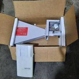 Mikrotik Netbox 5 Rb911g-5hpacd Con Horn 60 Algcom Nueva