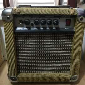 amplificador de Guitarra wenstone gf 10