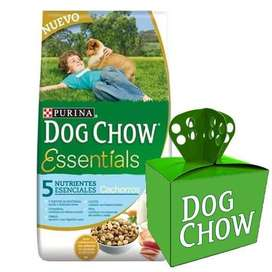 Alimento Dog Chow Cachorros Essencials X 7 Kg Tucuman