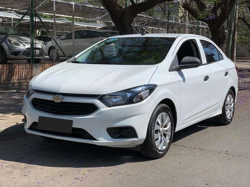 Chevrolet prisma lt gnc
