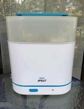 Esterilizador de teteros 3 en 1 Avent Electrónico