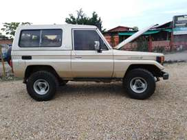 Toyota land cruiser modelo 98 full inyeccion